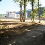 Inauguration Parc des Prés de vaux AEU